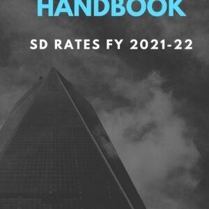 SD Rates Chart 2021-22 PDF