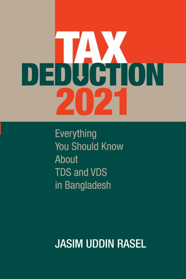 Tax Deduction 2021 Book